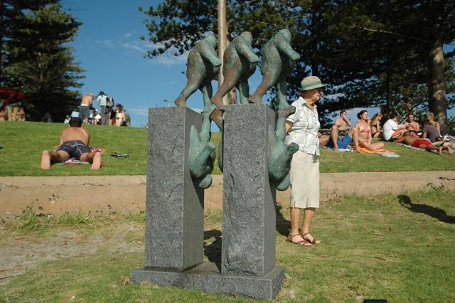 720 Drive's Sculpture by the Sea Pod Tour